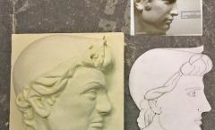 Riccardo's relief face (beginner)