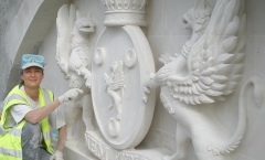 Statues - finishing touches