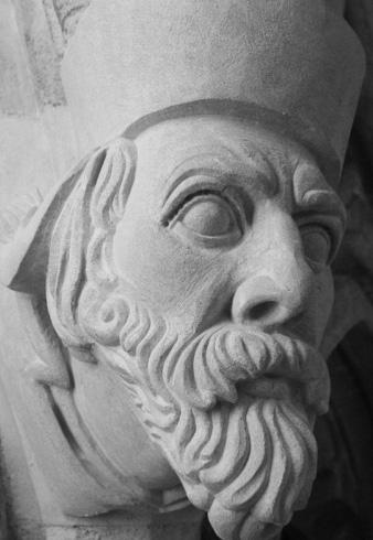 London stone carving sculpture